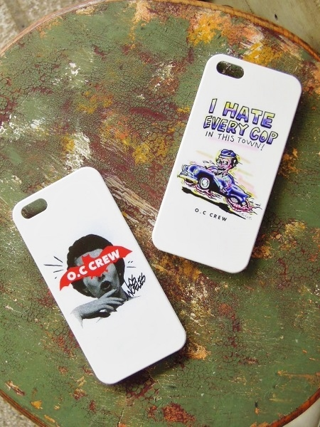 O.C CREW iphone case (1)