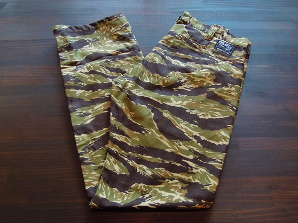 EVILACT CAMOUFLAGE TROUSERS (1)