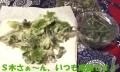 S木さんから頂いた揚げたての山菜の天ぷらとこごみのゴマ和えとワラビのお浸し