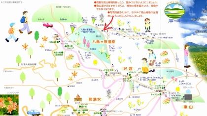 ウオーキングマップ