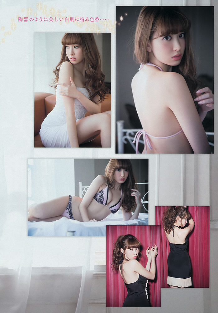 小嶋陽菜 女神のゆるふわビキニ | えっちなお姉さん。