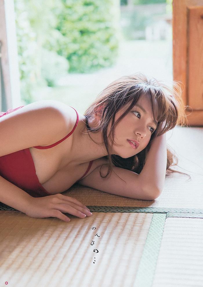 大場美奈 ゆるーいナチュラルグラビア | えっちなお姉さん。