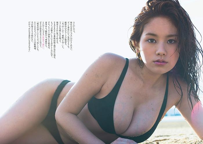 筧美和子 1メートル先の、みーこ