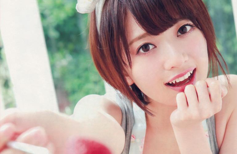 橋本奈々未 本とバスケと乃木坂と | えっちなお姉さん。