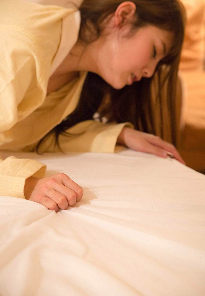 みづなれい 可愛いパジャマでおやすみ前の誘惑セックス | えっちなお姉さん。