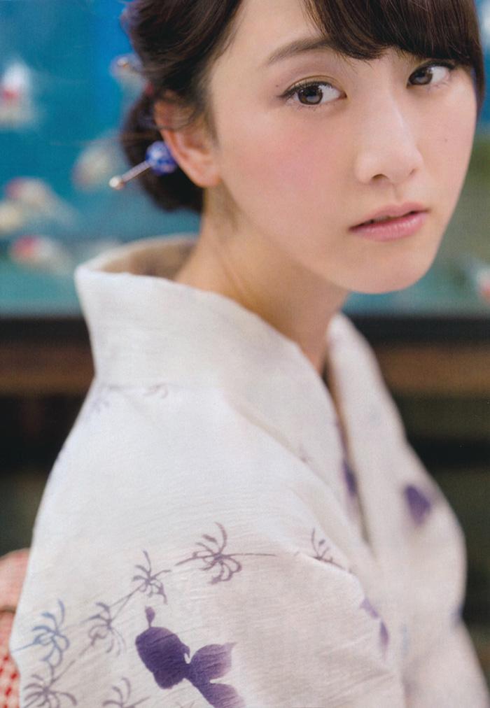 松井玲奈 少し大人に…。浴衣グラビア | えっちなお姉さん。