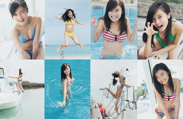 小島瑠璃子 夏美人はじめました! | えっちなお姉さん。