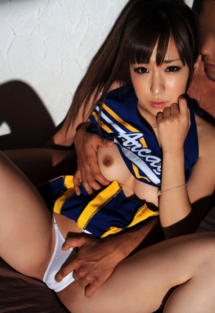 チアガール セックス画像 61