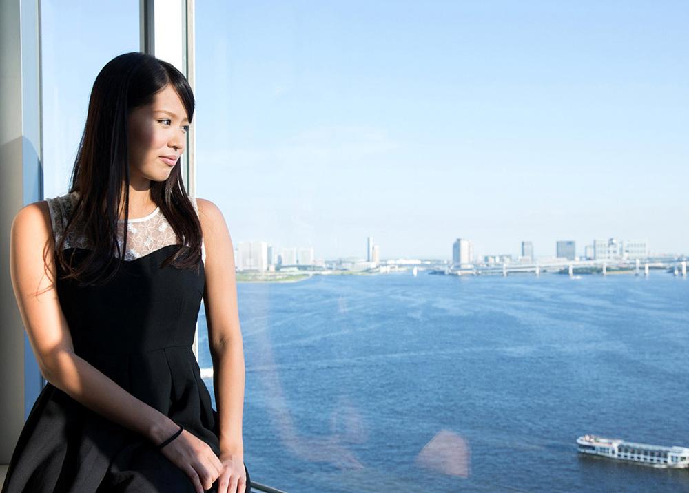 遊園地&海デートで楽しんだあとはホテルでハメ撮り   えっちなお姉さん。