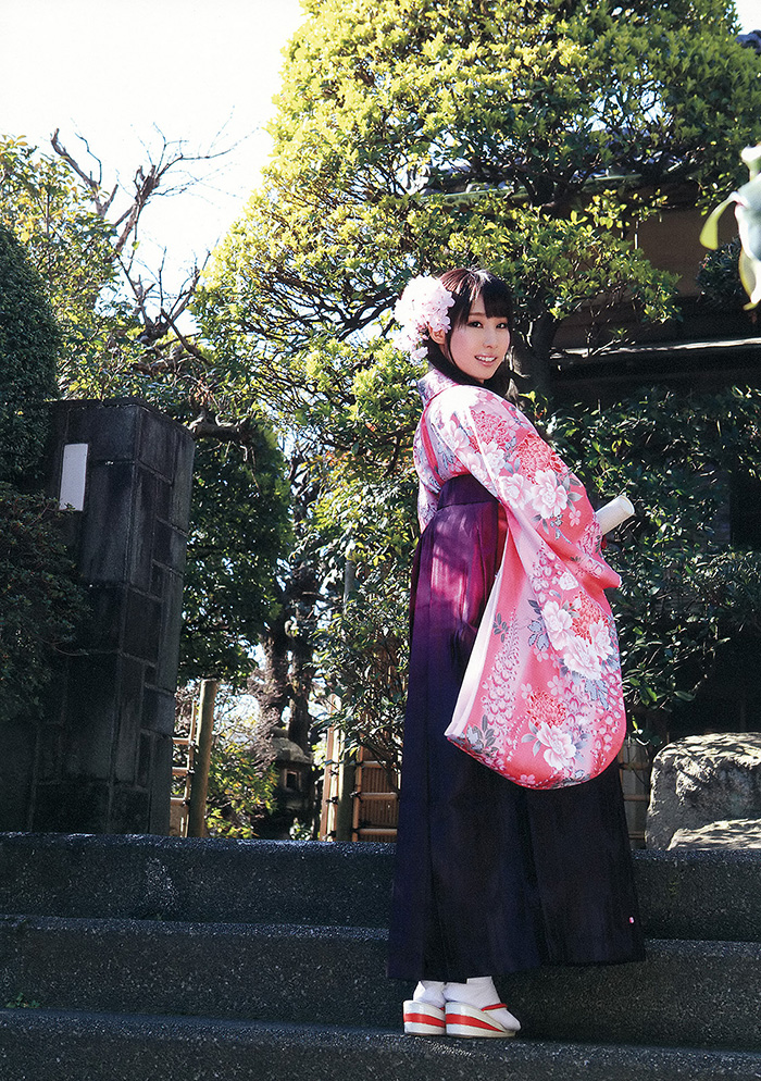 あやみ旬果 NUDE イメージ写真 「卒業〜女子短大生」