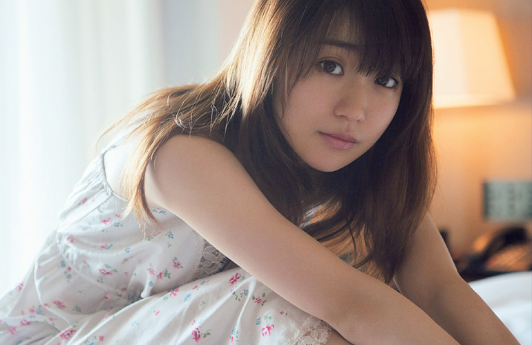 大島優子 日本一の恋人。