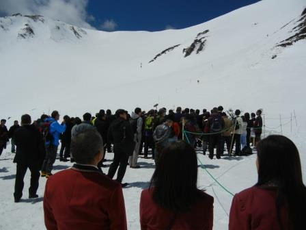 駒ヶ岳開山祭 020