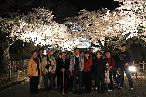 恒例夜桜ツアー053