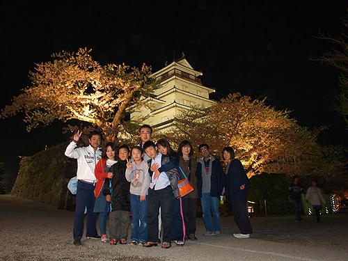 恒例夜桜ツアー062