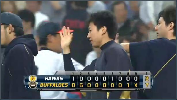 2014年05月18日 オリックス vs 福岡ソフトバンク プロ野球速報・ライブ中継 パ・リーグTV