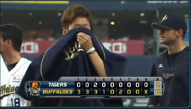 2014年05月20日 オリックス vs 阪神 プロ野球速報・ライブ中継 パ・リーグTV