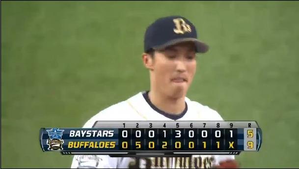 2014年06月12日 オリックス vs 横浜DeNA プロ野球速報・ライブ中継 パ・リーグTV