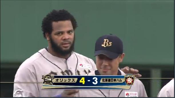 2014年08月05日 北海道日本ハム vs オリックス プロ野球速報・ライブ中継 パ・リーグTV