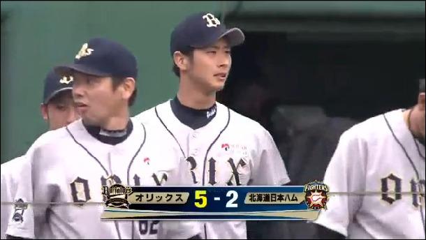 2014年08月06日 北海道日本ハム vs オリックス プロ野球速報・ライブ中継 パ・リーグTV
