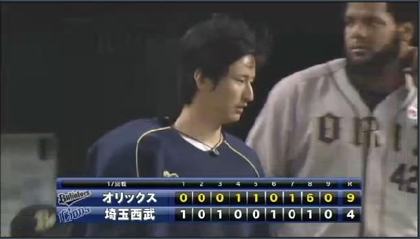 2014年08月14日 埼玉西武 vs オリックス プロ野球速報・ライブ中継 パ・リーグTV