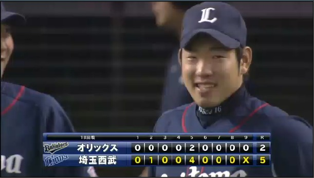 2014年08月29日 埼玉西武 vs オリックス プロ野球速報・ライブ中継 パ・リーグTV