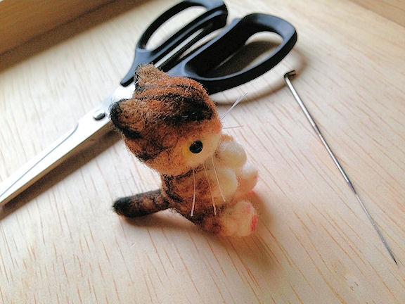 なつめちびネコ1