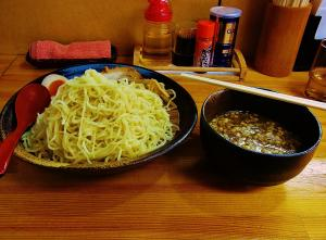 ≪魚群≫つけ麺