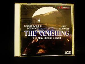 ザ・バニシング DVD