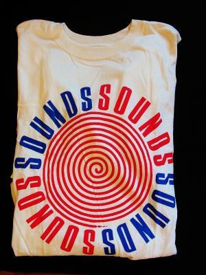 サウンドマガジンTシャツ