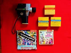 8mmカメラ フィルム