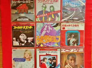 アナログレコード シングル盤