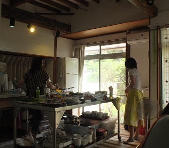 ぱらんまだん キッチン