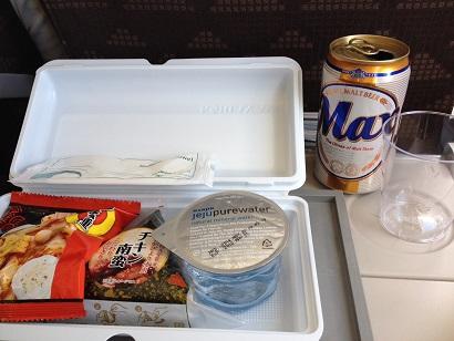 20140710 機内食