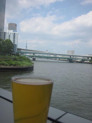昼ビール1