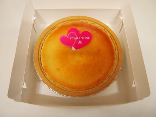 モロゾフクリームチーズケーキ