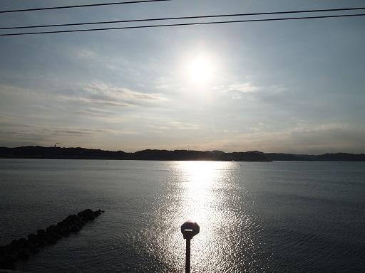 20140306鎌倉H朝の海