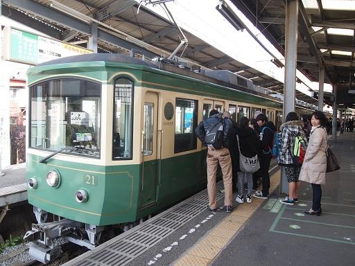 20140308江ノ電鎌倉駅