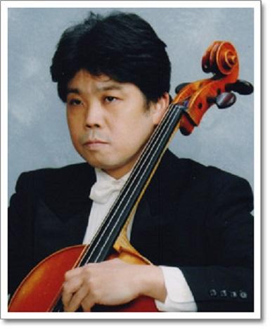神戸市室内合奏団田中次郎さん