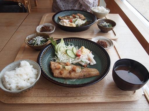 淡路島レストラン舌平目