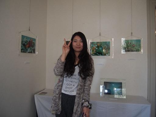 ラインの館中国留学生