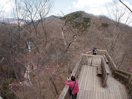 霧降高原霧降の滝観光客