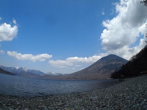 中禅寺湖景色