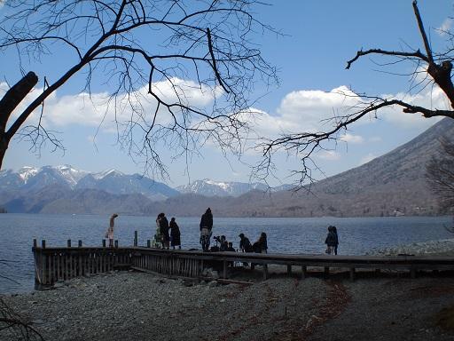 中禅寺湖撮影隊