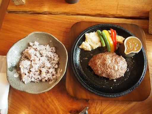 益子森のレストランメイン