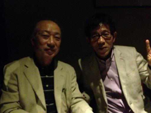 同期会斉藤、田中