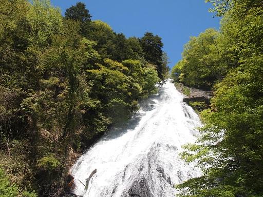戦場ヶ原ハイキング湯滝