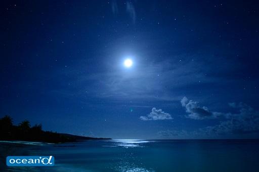 高砂淳二ASTRA月夜と海