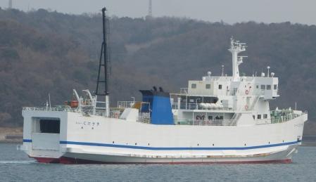 竹田津港2