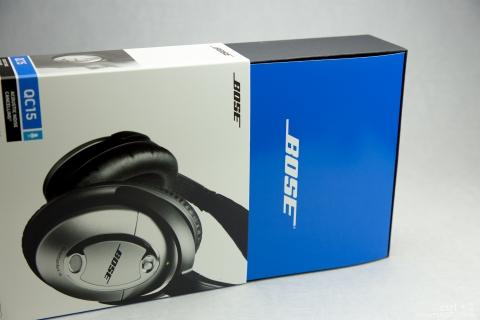 Bose QuietComfort 15 箱