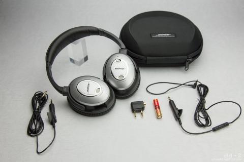 Bose QuietComfort 15 付属品